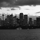 Sydney from Cremorne Point by Stephane Milbank
