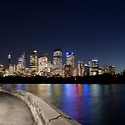 Sydney City by Stephane Milbank