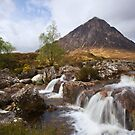Buachaille Etive Mor - Scotland by Douglas  Latham