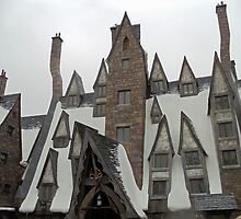 The Chimneys at Hogwarts Village by leystan