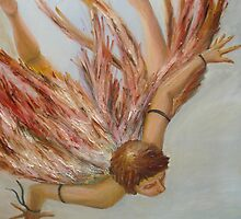 The Fall of Icarus by Amy Lister