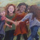Lets Dance by Karen Ilari