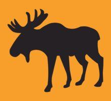 Moose (black) by DanielRomero