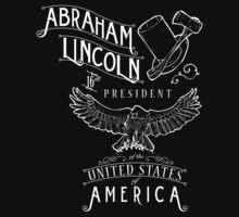 Spirit of Abraham Lincoln by twenty3x
