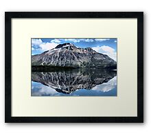 The Great Pyramid Framed Print