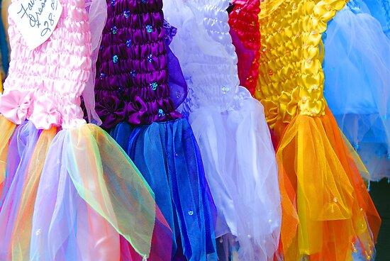Fairy Dresses by Jennifer Hulbert-Hortman