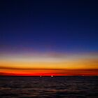 Darwin Harbour Twilight by Jaxybelle