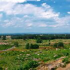Gettysburg Panorama by DeWolf