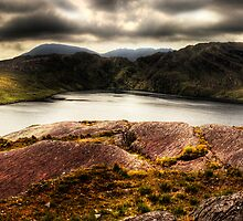 Barley Lake - Glengarriff by Polly x
