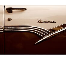 Automotive Nostalgia ~ Part Two Photographic Print
