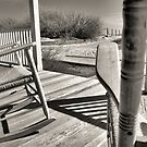 Porch Rockers - Sandy Hook, NJ by KGSPhoto
