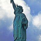 Lady Liberty II by photojeanic