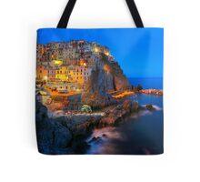 Manarola Notte Tote Bag