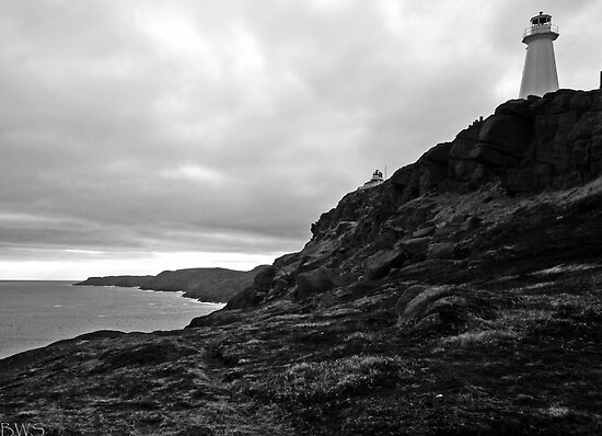 Cape spear by BWS052