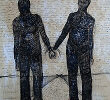 'Holding'  by Michele Meister