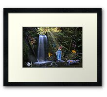 Bridal Bower Framed Print
