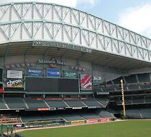 Minute Maid Park by Dannn