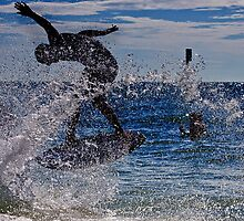 clearwater skimboarding  by Austin Vacanti