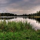 Portavoe Reservoir by Jonny Andrews