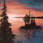 Sunset Island by Roz  Eve