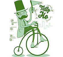 Tally Ho Photographic Print