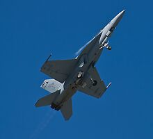 F/A-18F Super Hornet by Henry Plumley