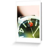 Time To Fly... Greeting Card