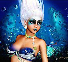 Mermaid # 3 by Junior Mclean