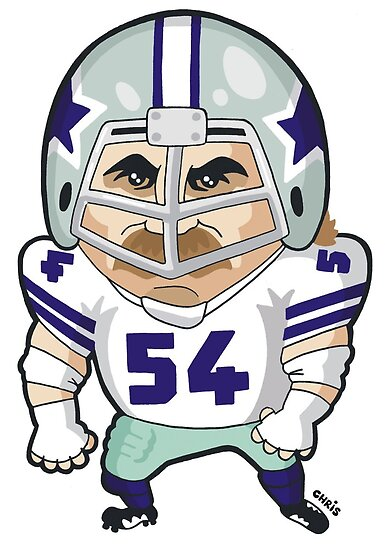Randy White by Chris Sommerville