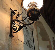 Chancel Lamp by Dave Godden