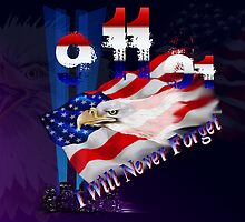 9-11I Will Never Forget by Lotacats