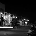 Front Street After Dark by mojo1160