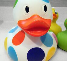 Rubber Ducky by Margaret Walker