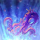 octopus treasure by Michael Brennan