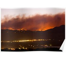 Fourmile Canyon Fire Poster