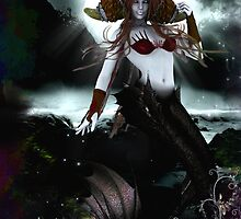 The Dark Mermaid by Rose Moxon