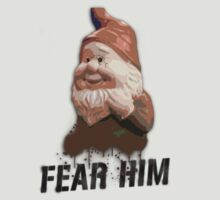 Fear the Gnome by Joshua  Draffin