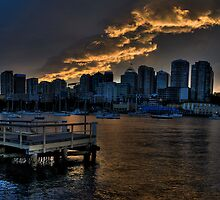 Light Fantastic - Lavender Bay, Sydney - The HDR Experience by Philip Johnson