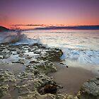 Pt Noarlunga High Tide by KathyT