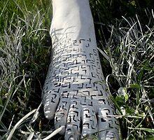 Grass by Ezra-David Saul