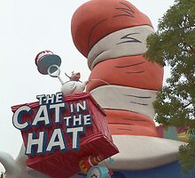 The Cat in the Hat by leystan