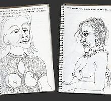 a10-Italy-The uncooperative sketch subjects by James Lewis Hamilton