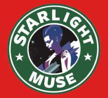 Muse - Starlight Starbucks by JordanDefty
