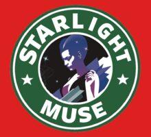Muse - Starlight Starbucks by JordanDefty