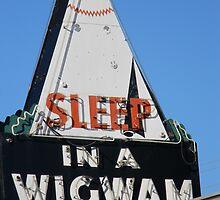 I slept here! by MsLynn