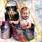 BABY~BUCKETS AND PAILS by Tammera