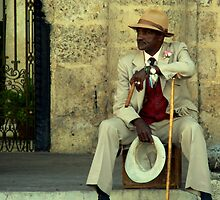 Cuban Man by Les Haines