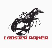 LOBSTER POWER by stevegrig