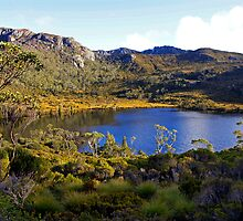 Lake Lila, Cradle Mtn NP by Harry Oldmeadow