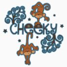 Cheeky Monkey by Amy-lee Foley